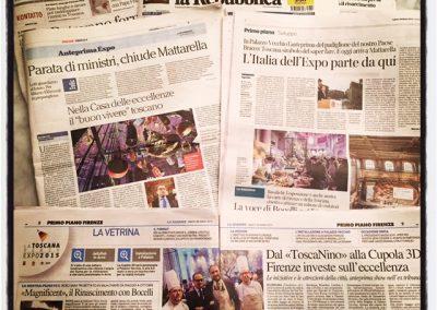 Nazione Corriere Repubblica