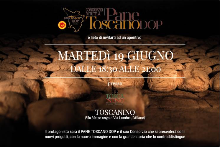 Martedì 19 giugno – Pane Toscano DOP