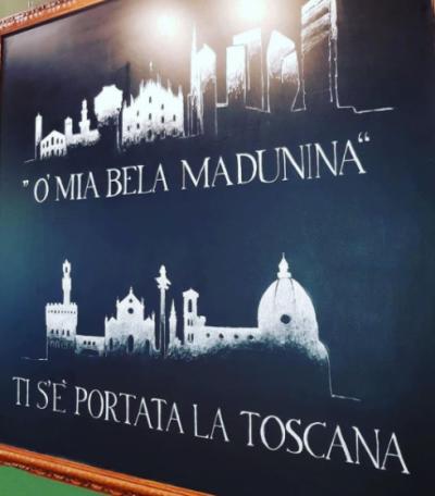 Un angolo di Toscana a Porta a Venezia